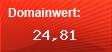 Domainbewertung - Domain www.wikipedia.org bei Domainwert24.de