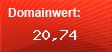 Domainbewertung - Domain www.multinetional.com.com bei Domainwert24.de