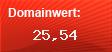 Domainbewertung - Domain microsoft.com bei Domainwert24.de