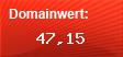 Domainbewertung - Domain www.wix.com bei Domainwert24.de