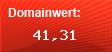 Domainbewertung - Domain www.golem.de bei Domainwert24.de