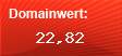 Domainbewertung - Domain city-friends.cwsurf.de bei Domainwert24.de