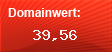 Domainbewertung - Domain www.wg-gesucht.de bei Domainwert24.de
