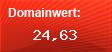 Domainbewertung - Domain amazon.com bei Domainwert24.de