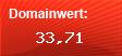 Domainbewertung - Domain www.gold.de bei Domainwert24.de
