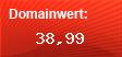 Domainbewertung - Domain www.telekom.de bei Domainwert24.de