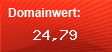 Domainbewertung - Domain twitter.com bei Domainwert24.de