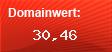 Domainbewertung - Domain knuddels.de bei Domainwert24.de