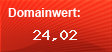 Domainbewertung - Domain www.autoscout24.de bei Domainwert24.de