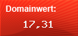 Domainbewertung - Domain www.11990.de bei Domainwert24.de