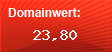 Domainbewertung - Domain www.schwarzwaelder-bote.de bei Domainwert24.de