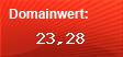 Domainbewertung - Domain www.mogelpower.de bei Domainwert24.de