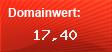 Domainbewertung - Domain www.gingourmet.de bei Domainwert24.de