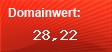 Domainbewertung - Domain www.google.de bei Domainwert24.de