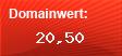 Domainbewertung - Domain ryanholiday.net bei Domainwert24.de