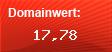 Domainbewertung - Domain www.betrieb24.de bei Domainwert24.de