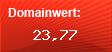 Domainbewertung - Domain www.giz.de bei Domainwert24.de