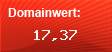 Domainbewertung - Domain www.fliesenmeister.com bei Domainwert24.de