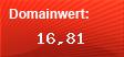 Domainbewertung - Domain www.mrbrian.de bei Domainwert24.de