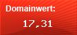 Domainbewertung - Domain fliegenfenster.net bei Domainwert24.de