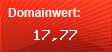 Domainbewertung - Domain www.deutsche-gerichte.de bei Domainwert24.de