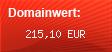 Domainbewertung - Domain www.gutefrage.net bei Domainwert24.de