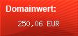 Domainbewertung - Domain www.computerhilfe-euskirchen.de bei Domainwert24.de