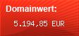 Domainbewertung - Domain www.rtl.de bei Domainwert24.de