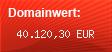 Domainbewertung - Domain www.github.com bei Domainwert24.de
