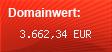 Domainbewertung - Domain www.uni-jena.de bei Domainwert24.de