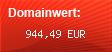 Domainbewertung - Domain en.q-set.de bei Domainwert24.de