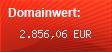 Domainbewertung - Domain savingsbondpro.com bei Domainwert24.de