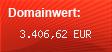 Domainbewertung - Domain core-design-studio.de bei Domainwert24.de