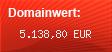 Domainbewertung - Domain www.core-design-studio.de bei Domainwert24.de