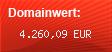Domainbewertung - Domain www.holidaycheck.de bei Domainwert24.de
