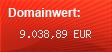Domainbewertung - Domain www.mcdonalds.com bei Domainwert24.de
