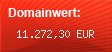 Domainbewertung - Domain www.faro.com bei Domainwert24.de