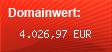 Domainbewertung - Domain www.preisroboter.de bei Domainwert24.de