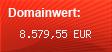 Domainbewertung - Domain fm.onlinewelten.com bei Domainwert24.de