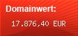 Domainbewertung - Domain www.u2.com bei Domainwert24.de