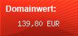 Domainbewertung - Domain www.fbi-ger-09.de.de bei Domainwert24.de