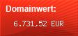 Domainbewertung - Domain www.sis-handball.de bei Domainwert24.de