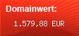 Domainbewertung - Domain facbook.com bei Domainwert24.de