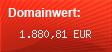 Domainbewertung - Domain www.bio-naturel.de bei Domainwert24.de