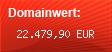 Domainbewertung - Domain www.mcafee.com bei Domainwert24.de