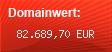 Domainbewertung - Domain www.abcteach.com bei Domainwert24.de