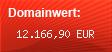 Domainbewertung - Domain www.one.com bei Domainwert24.de