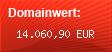 Domainbewertung - Domain www.welt.de bei Domainwert24.de