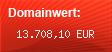 Domainbewertung - Domain www.spider-mich.com bei Domainwert24.de