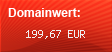 Domainbewertung - Domain www.trebuline-treppen.de.de bei Domainwert24.de